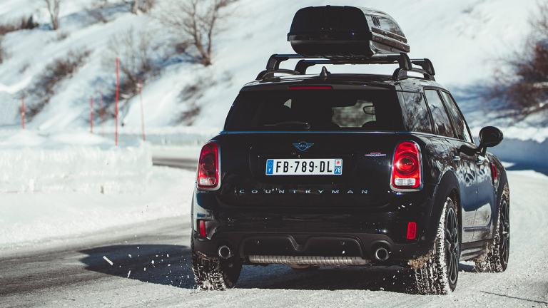 MINI Countryman en action